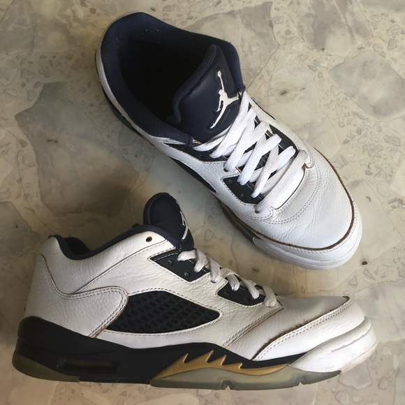 "online retailer 7c606 355b4 Air Jordan Retro 5 Low ""Dunk from Above"""